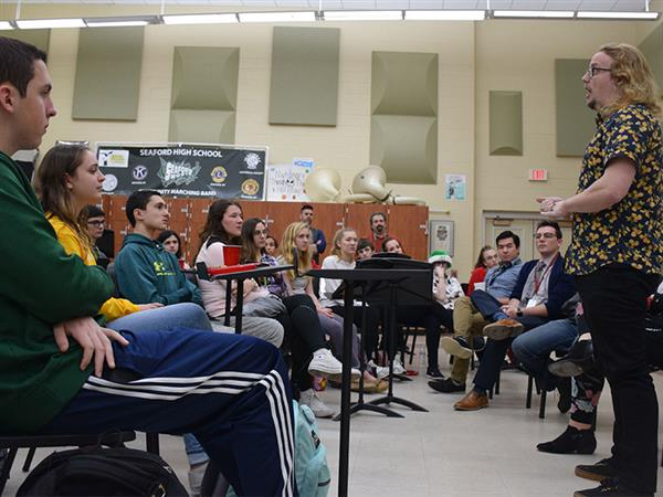 Seaford Music Alumni Share Their Successes