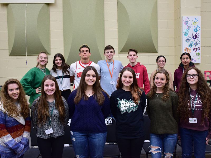 Seaford Garners 41 All-County Music Selections