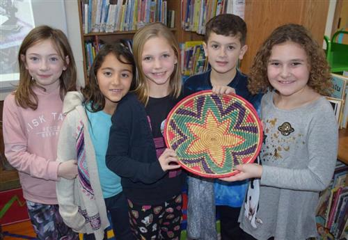 Manor Students Make Cultural Connections