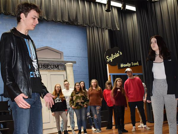 Seaford Drama Club to Present 'All Shook Up'