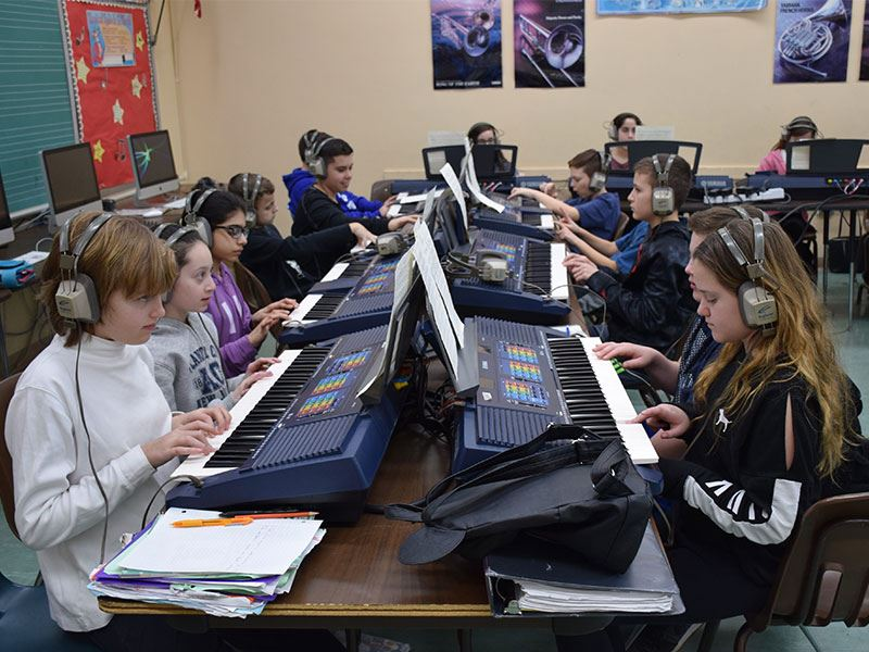 Music Students Shine in Seaford