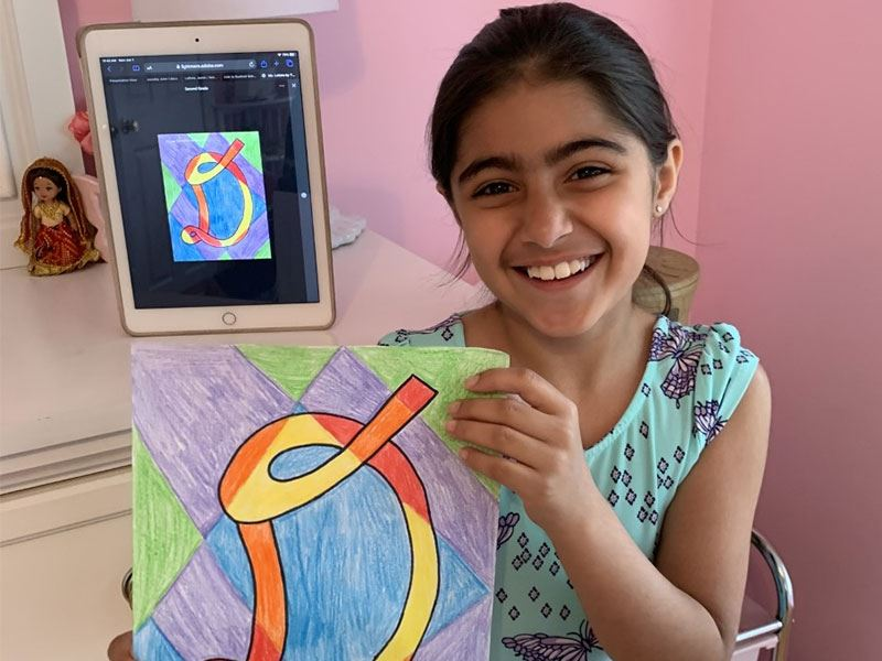 Annual Student Art Show Goes Digital