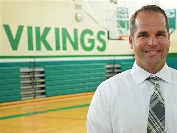 Seaford Pride Already Strong for New Athletics Director