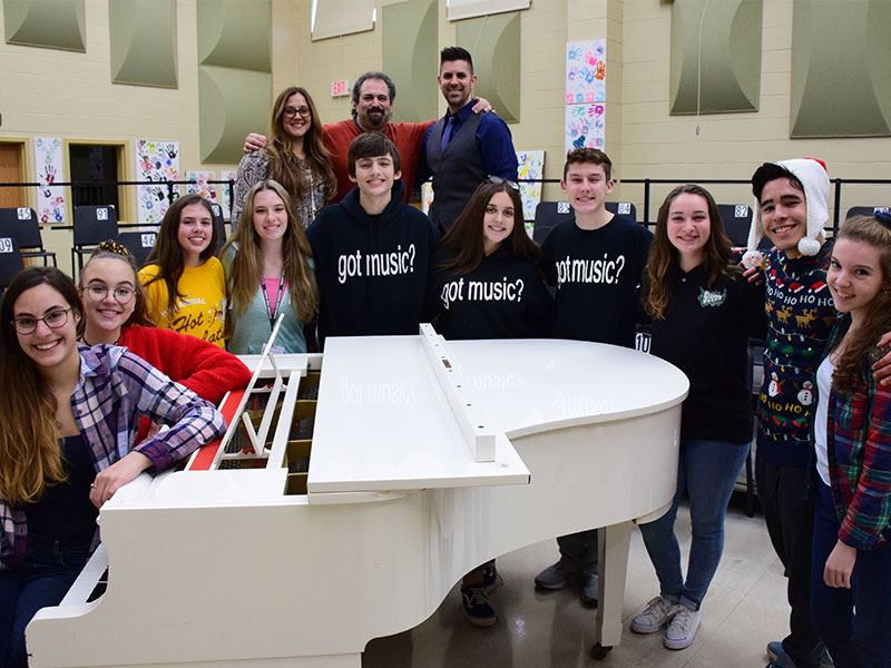 District Boasts 39 All-County Musicians