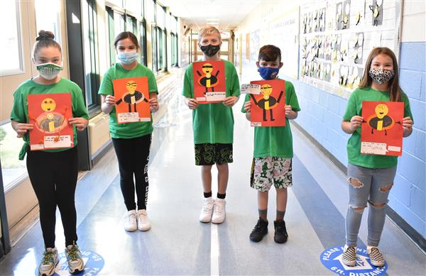 Harbor Fifth Graders Discover the Power of Optimism