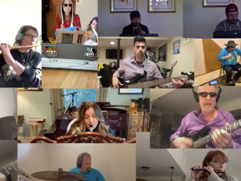 VIDEO: Positive Vibes from the Seaford Music Department