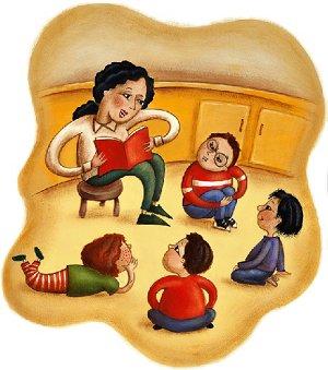 Reading teacher 2