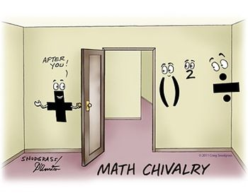 Math Chivalry